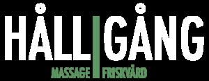 Hålligång | Massage och Friskvård i Eksjö Logotyp
